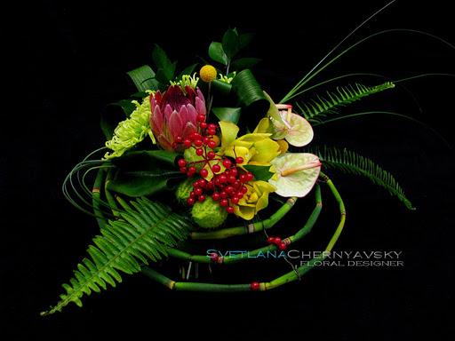 Misstyle Look *: Как дарить цветы