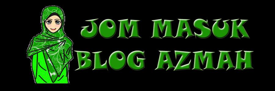 Blog azmah