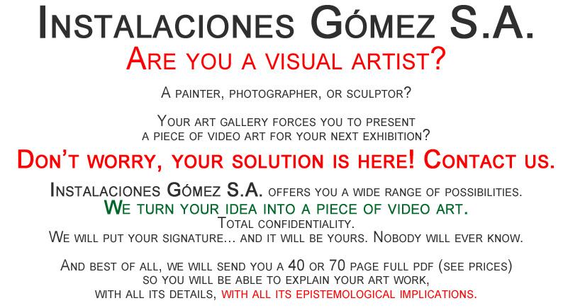 Instalaciones Gomez S.A.