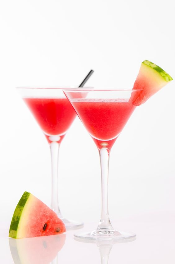 15. Skinny Watermelon Martini from Skinny Mom