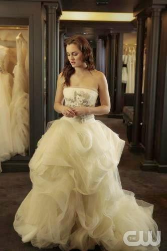 fairy: Gossip Girl im Brautkleid