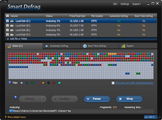 Download Smart Defrag V 4.1.0