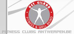 fitness centrum club FITNESS HET EILAND fitness groepslessen  Antwerpen Les Mills wellness zonnebank sauna