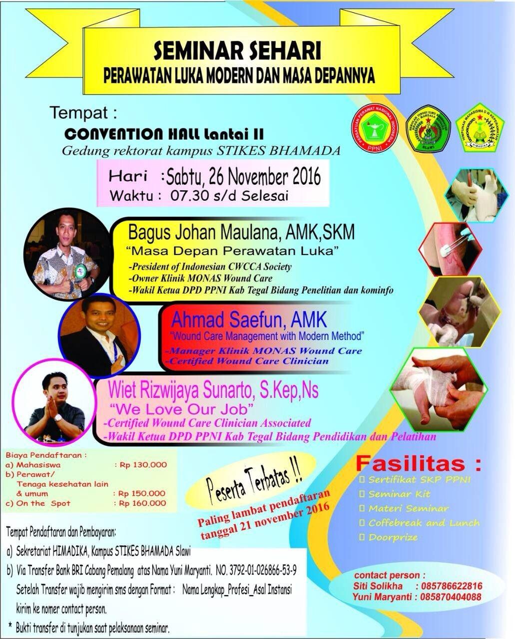 seminar luka