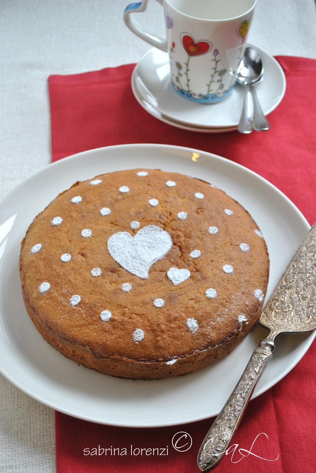 Disegno la cucina del corriere : Torta soffice con marmellata di bucce d'arancia per festeggiare ...