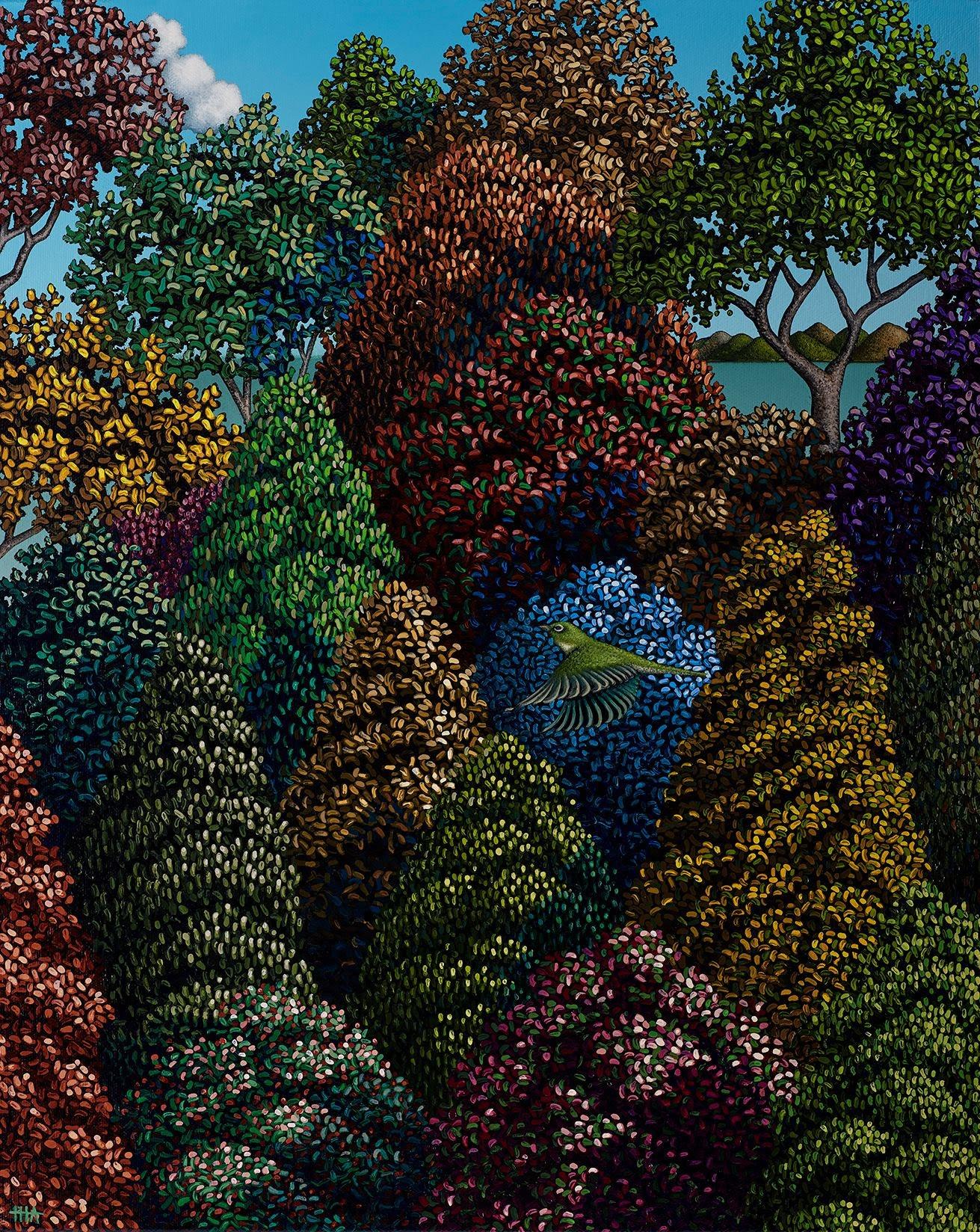 Hamish Allan Punchdrunk and the pleasure garden
