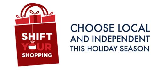 Support Your Local, Independent Merchants