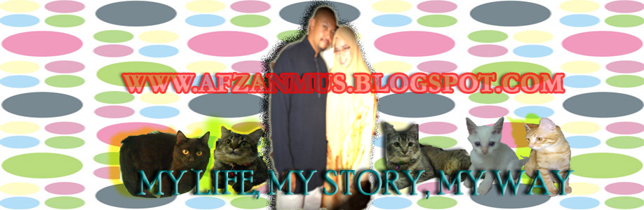 My Life..My Story..My Way