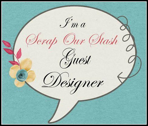 Guest Designer - July 2017