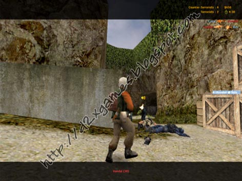 Free Download Games - Counter Strike Condition Zero