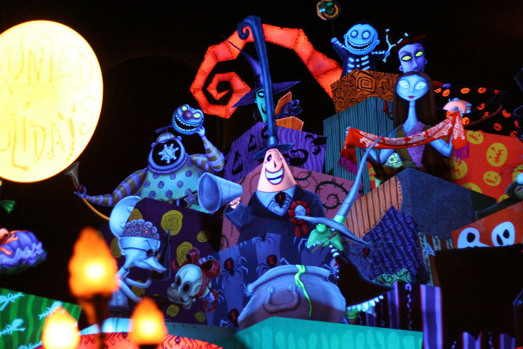 haunted mansion holiday disneyland tips from the disney divas and devos - Haunted Mansion Nightmare Before Christmas