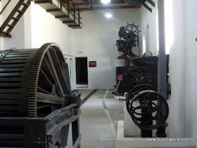 Bodega Leocadio Morales Museo Vino Valdepenas
