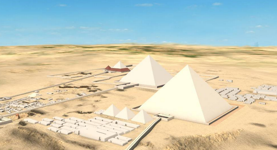 The Great Pyramid – Precision Engineering
