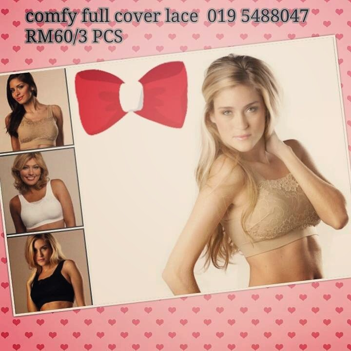 FULL LACE COVER BRA