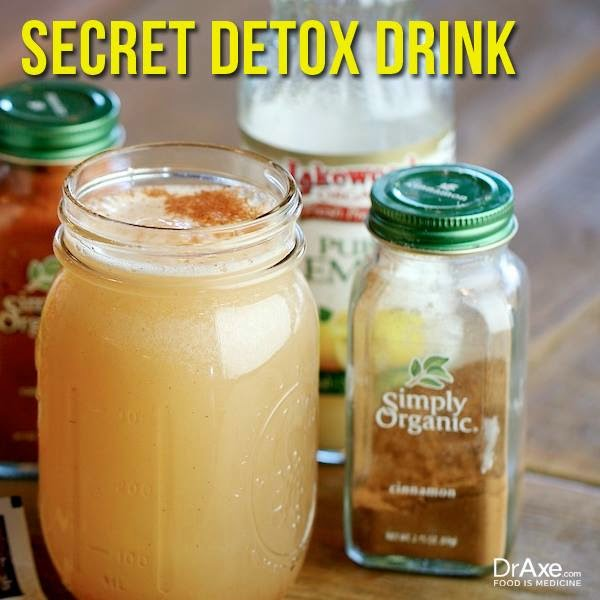 Clementine Cinnamon Cilantro Detox Drink – This is a great detox drink for flushing out harmful toxins. Clementines are an excellent source of vitamin C, which is great for the immune system, while cinnamon has antioxidant properties, which help burn fat.