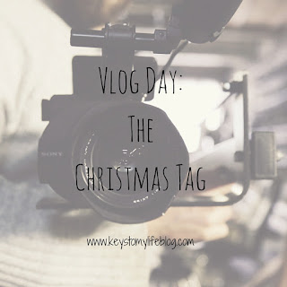 The Christmas Tag | Keys to My Life