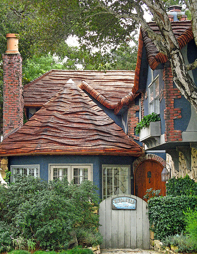 Hydrangea hill cottage storybook cottages for Whimsical cottage house plans