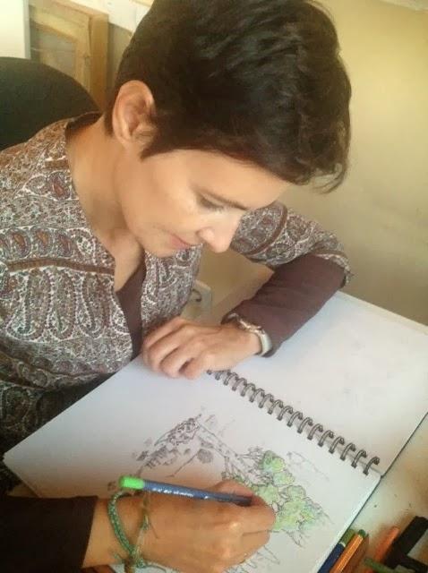 Nuestra ilustradora