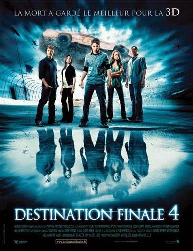 Ver Destino final 4 (2009) Online