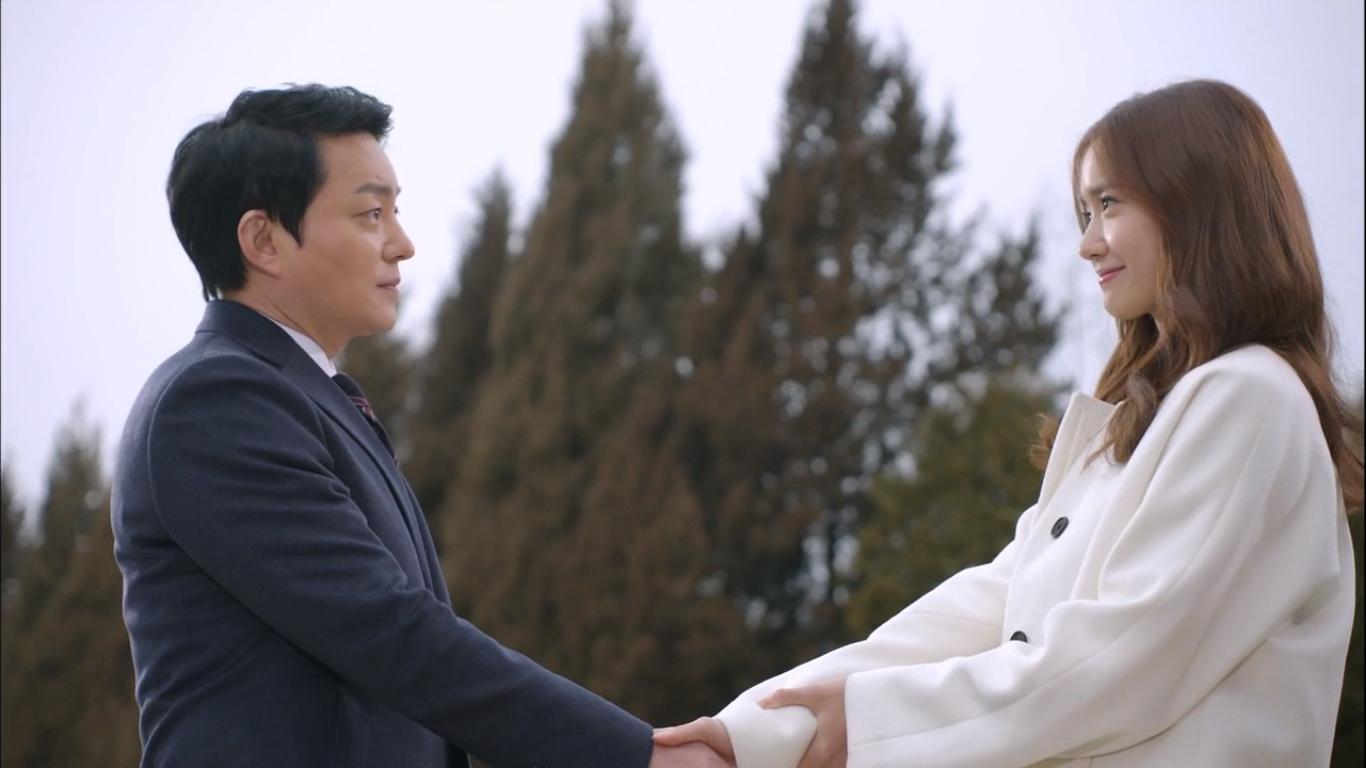 the prime minister is dating kiss scene korean