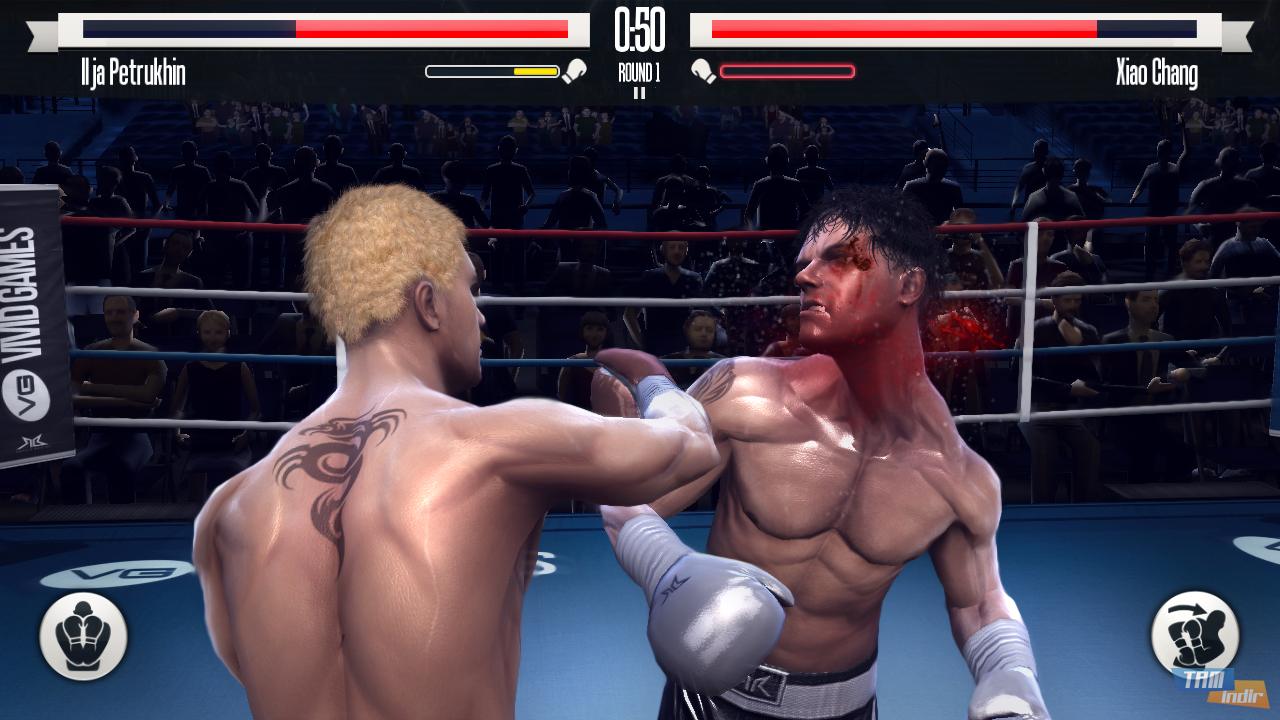 Real Boxing™ v1.4.2 Hileli Apk Full İndir