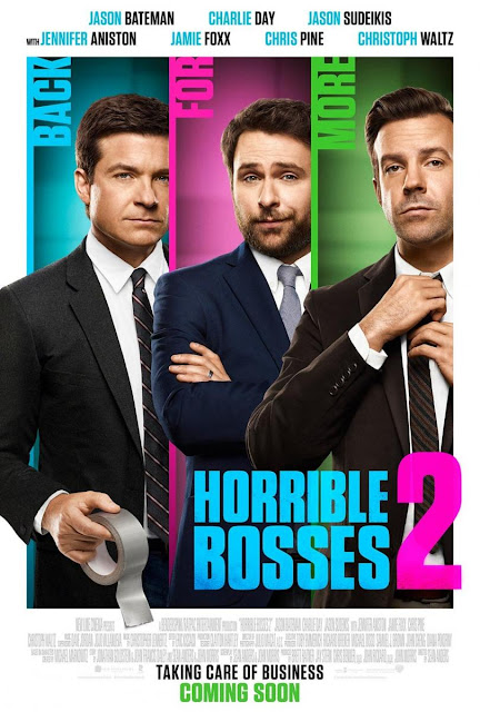 Horrible Bosses 2  [Latino]