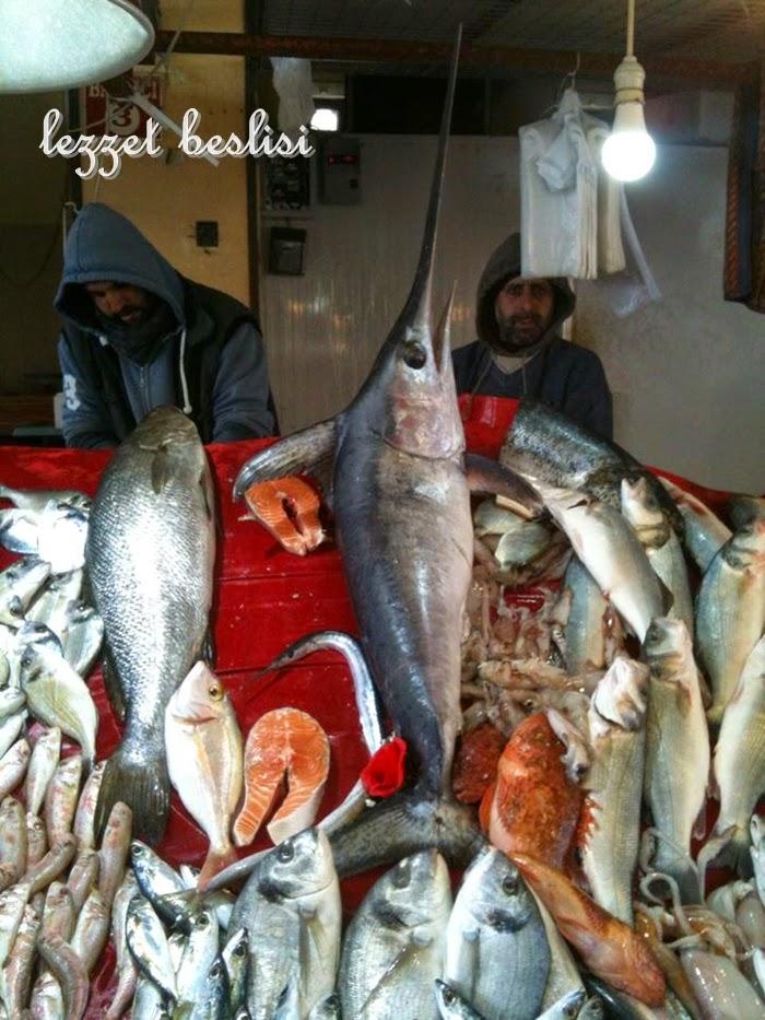 balık tezgahı