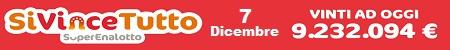 SIVINCETUTTO MERCOLEDI 7 DICEMBRE2016