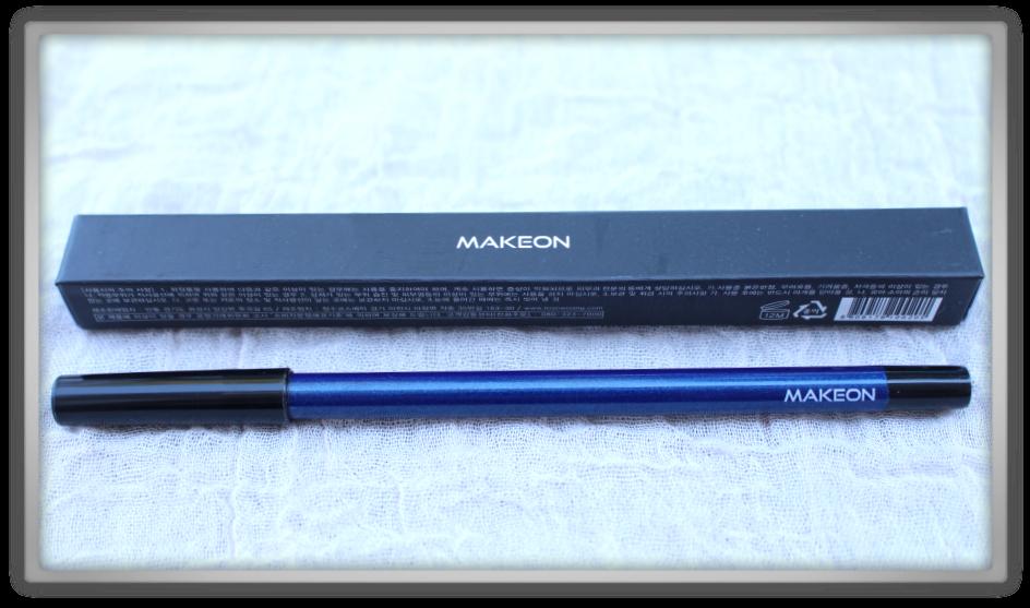 겟잇뷰티박스 by 미미박스 memebox beautybox Colorbox #3 Blue unboxing review preview box Tosowoong super long lasting waterproof gel pincil liner 08 aqua deep blue