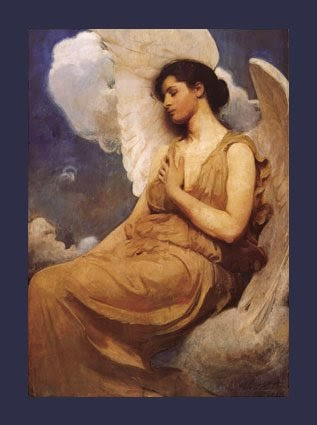 Angels by pachi angels in art for Angel paintings for sale