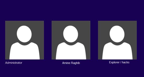 كيف تقوم بإظهار حساب المدير المخفي في ويندوز 7 /8/8.1 من اجل إستعماله في حالة الضرورة