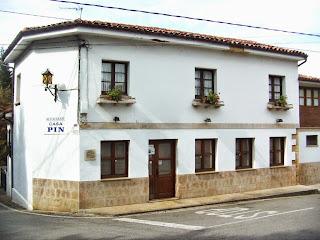 Tiñana, Casa Pin