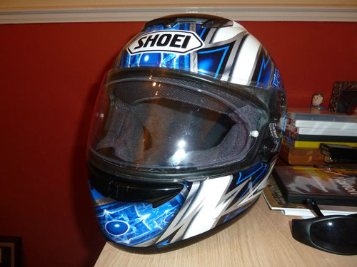 used shoei raid ii helmet nuevo design. Black Bedroom Furniture Sets. Home Design Ideas