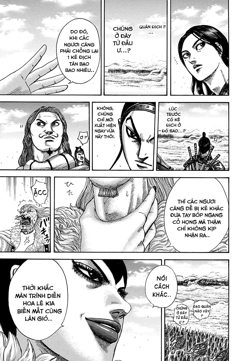 Kingdom - Vương Giả Thiên Hạ trang 16