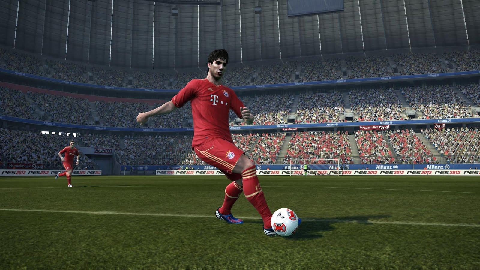 PES 2012 (Pro Evolution Soccer 2012) - патч и nodvd/nocd для игры.