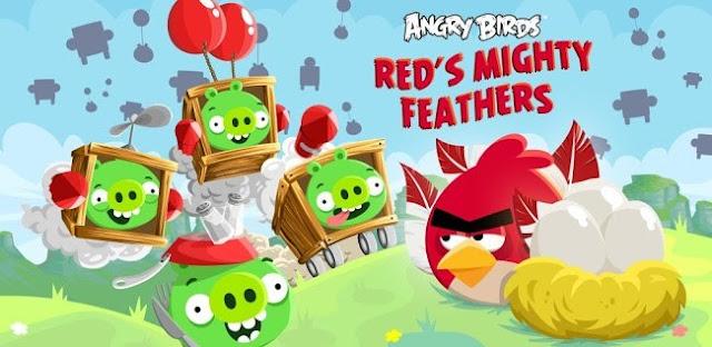 Rovio anuncia la llegada de 15 nuevos niveles en Angry Birds