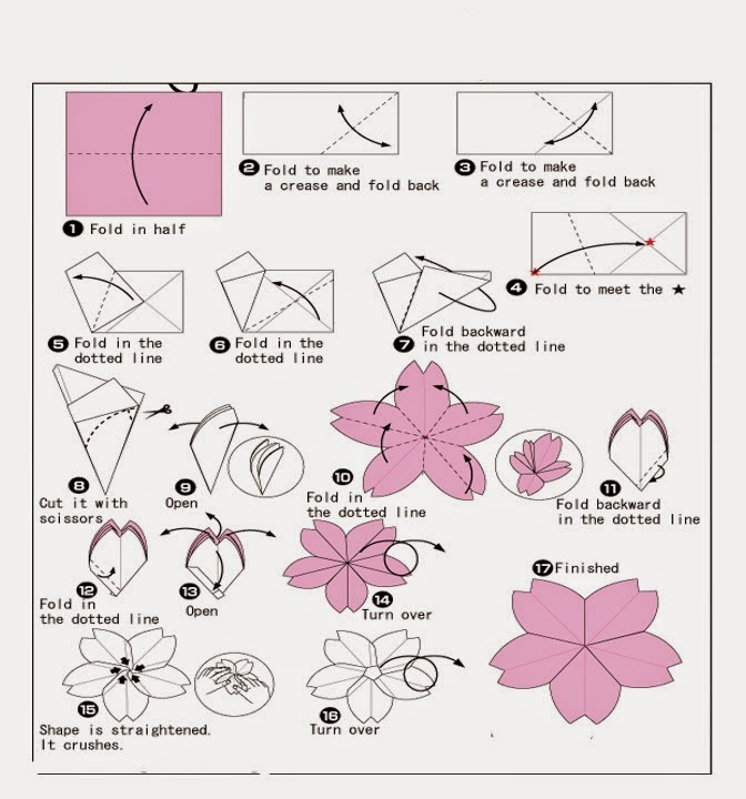 Origami easy flower instructions simple origami for kids origami easy flower instructions mightylinksfo
