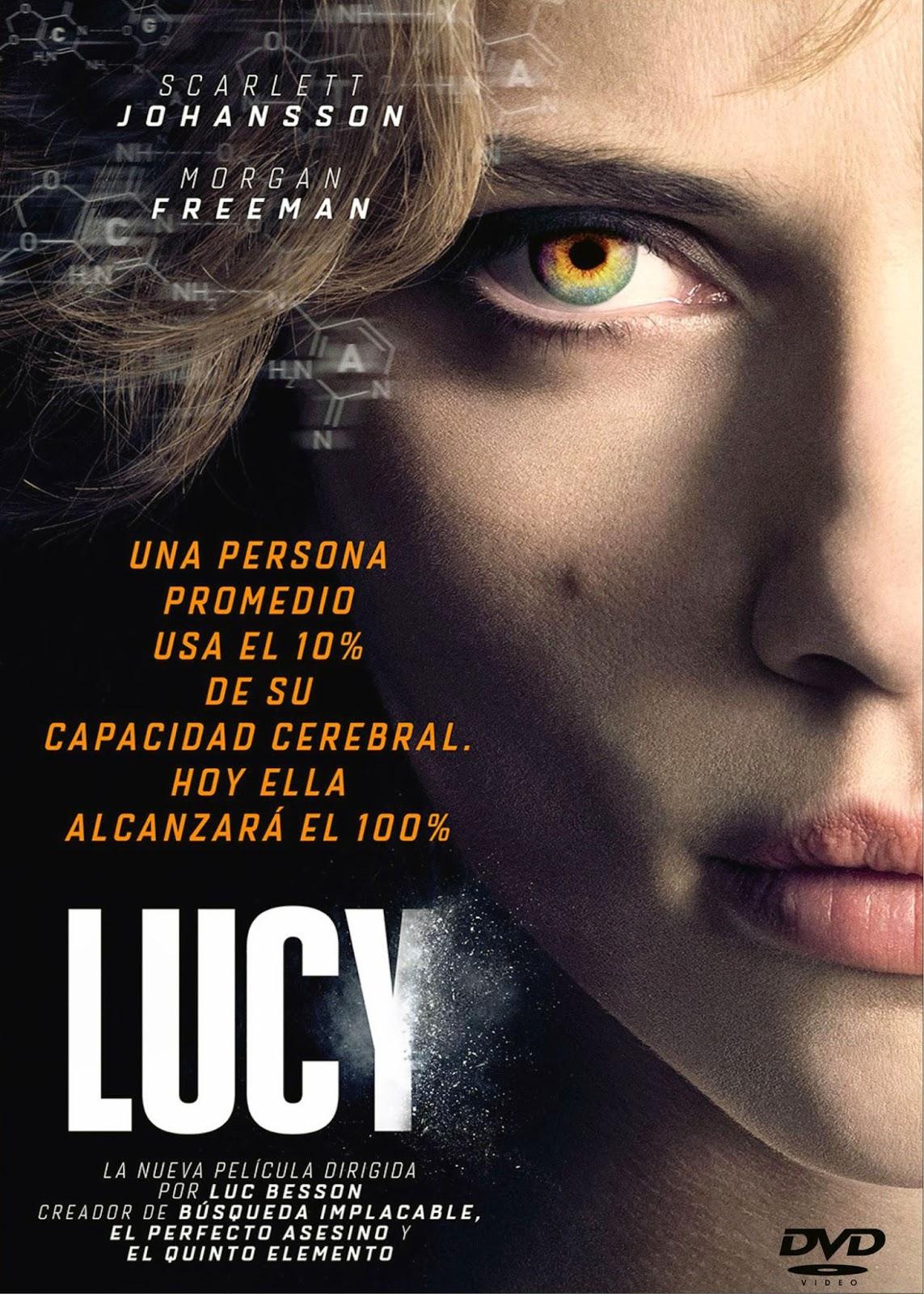 Lucy (2014) de Luc Besson