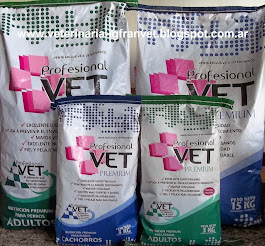 Alimento Premium para perros PROFESIONAL VET
