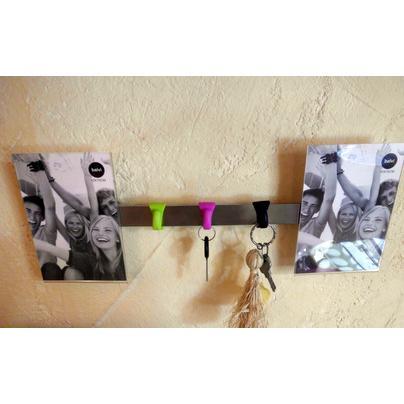 Popurri regalos decoraci n complementos para colgar llaves fotos notas - Para colgar llaves ...