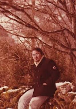 Pere Bessó en Benasque (1974).