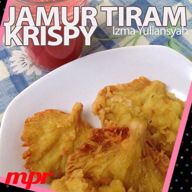 Jamur Tiram Ekstra Renyah