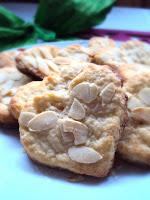 Ciasteczka twarogowe z cytryną