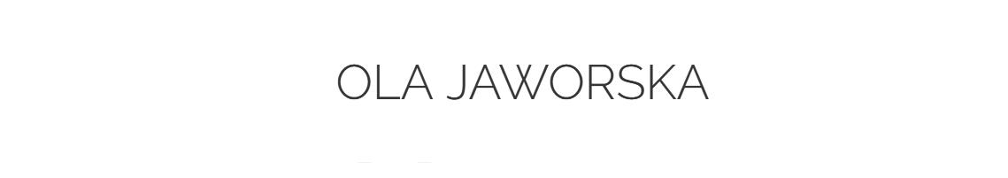 Ola Jaworska