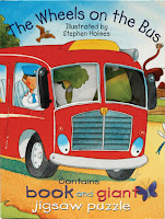 Wheels on the Bus ISBN 9781902463766 £4.99 during November & December - email us at sales@vinehouseuk.co.uk!