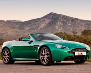 2013 Aston Martin Vantage S Roadster