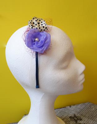 diadema violetas oju illa