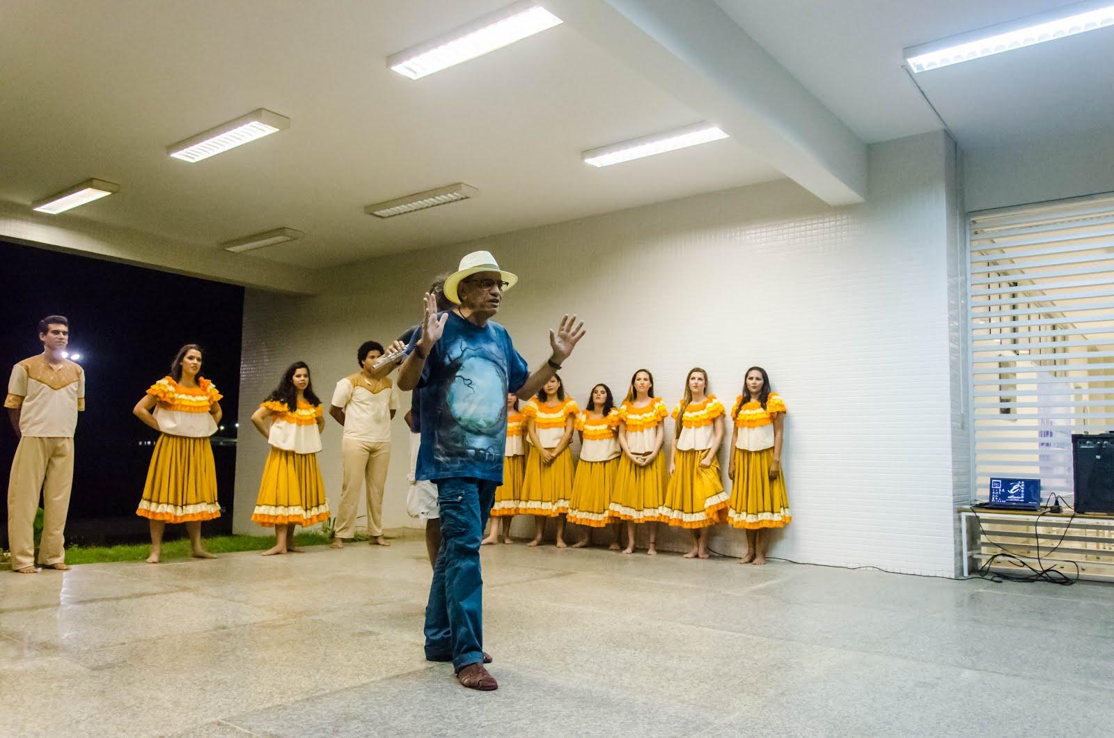 RECITAL NO SIMPÓSIO FRANCO-BRASILEIRO NA UFRN