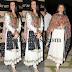 Namrata Shirodkar White Georgette Salwar