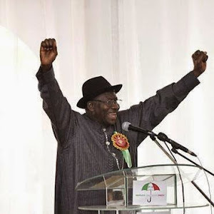 Creative Group endorse Jonathan for 2015 election